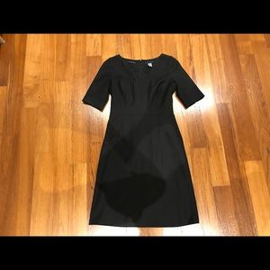 J. crew super 120s wool dress great condition